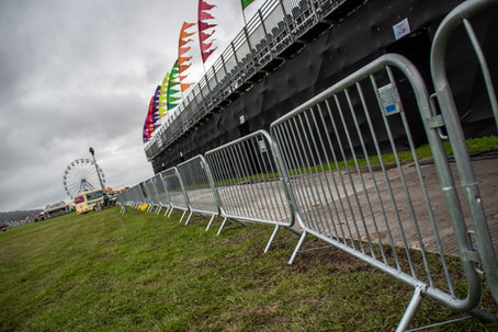 FESTIVAL BARRIER HIRE