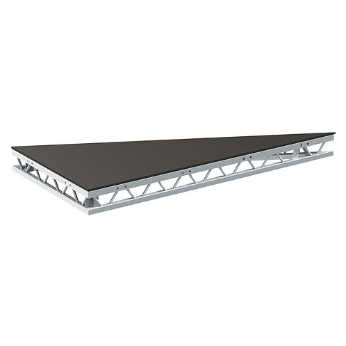 LITEDEX 8ft X 4FT RH Triangle Panel