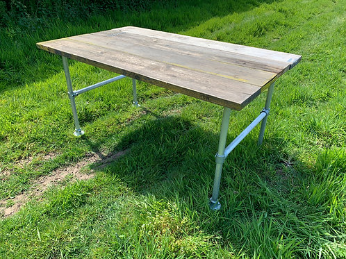 Industrial Reclaimed 5ft Table
