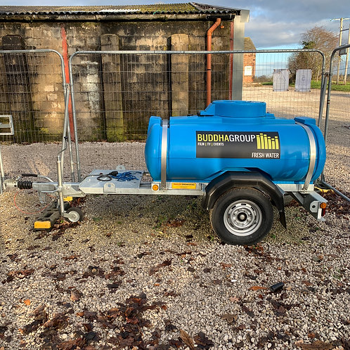 1125Ltr Fresh Water Bowser