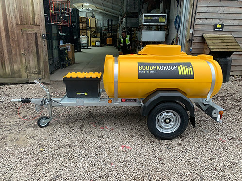 1125Ltr Waste Water Bowser