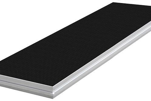ALUDEX 2m x 0.5m Hexa Deck