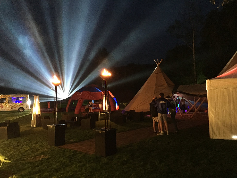 Event Buddha Ltd First In The Event Field Outdoor Event Site Light