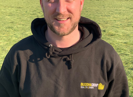 January 2020 - John, Employee of the Month