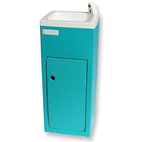 Teal Super Stallette Portable Handwash Unit