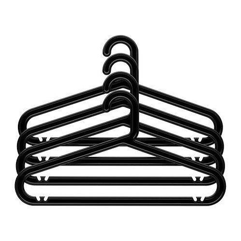 30x Plastic hangers