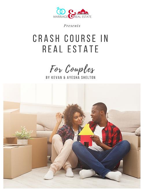 Crash Course in Real Estate For Couple (Masterclass)