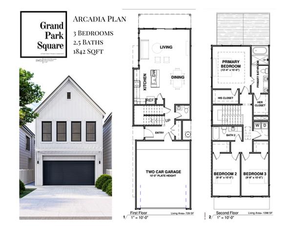 Arcadia Plan