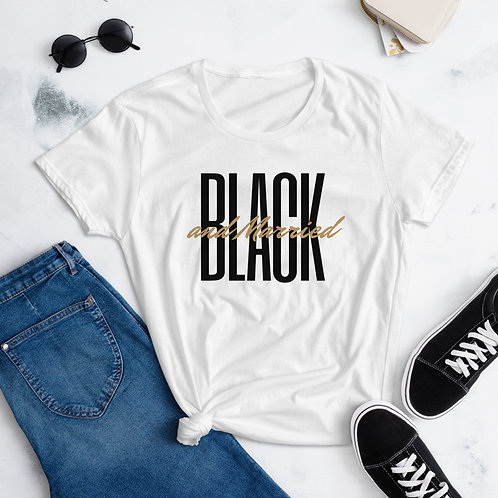 Women's-Black and Married