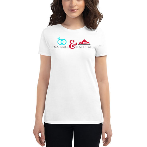 Marriage & Real Estate Tee