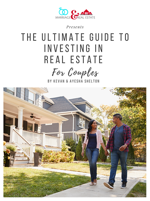 The Ultimate Guide to Investing in Real Estate for Couples (Workbook)