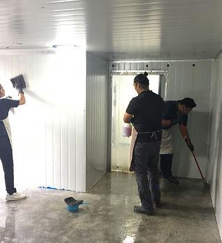 Sertu / Samak Cleaning Services