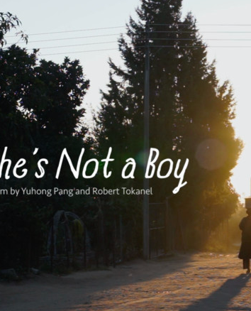 She's Not a Boy