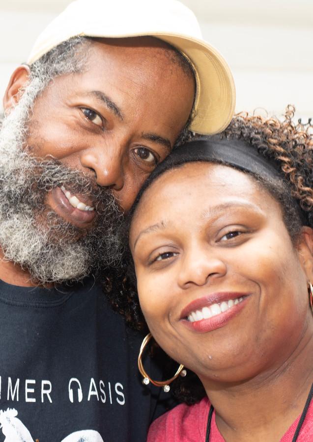 Volunteer's Ulysses and Tonya