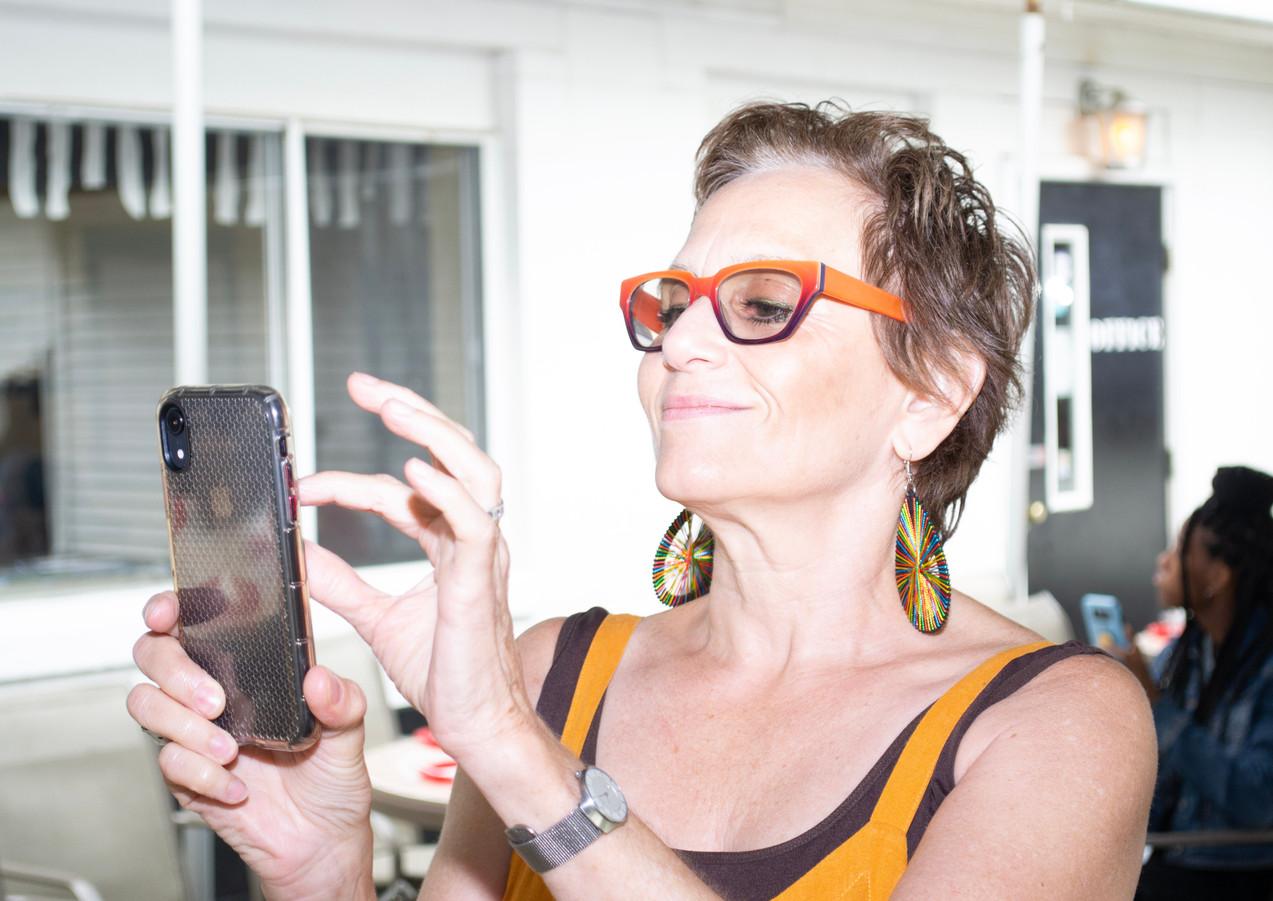 Filmmaker Pamela Sporn
