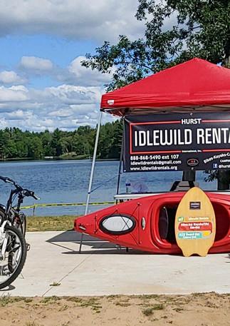 Idlwild Rentals