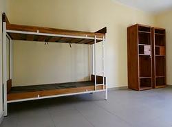 Schlafraum Mädchenhaus