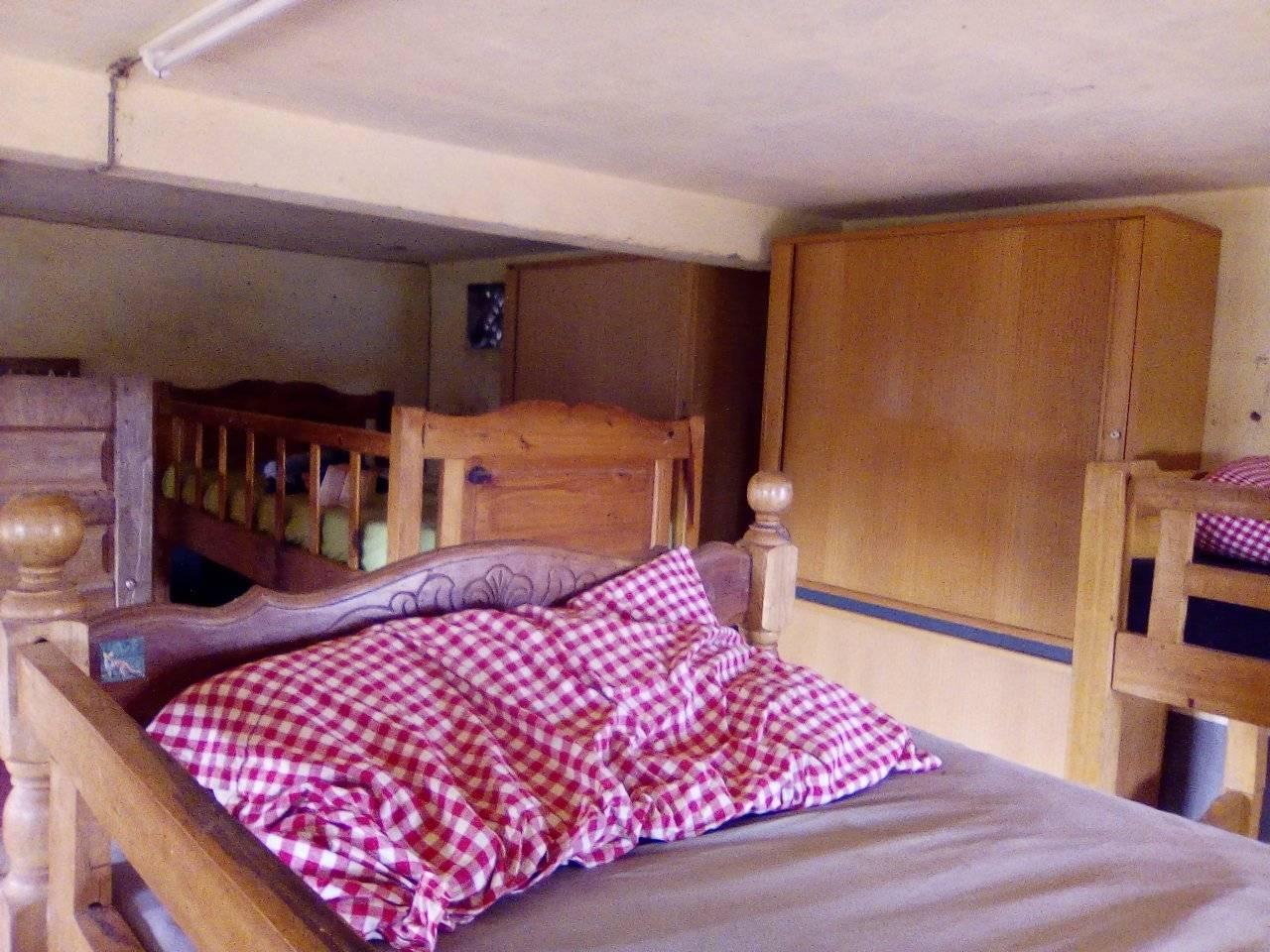Schlafzimmer Jungs