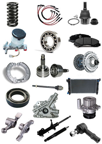 spare car parts in bude