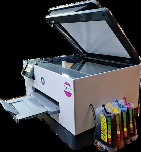 HP OfficeJet Pro 9020 c/ Bulk Ink