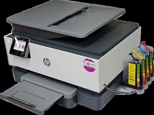 HP OfficeJet Pro 9010 c/ Bulk Ink