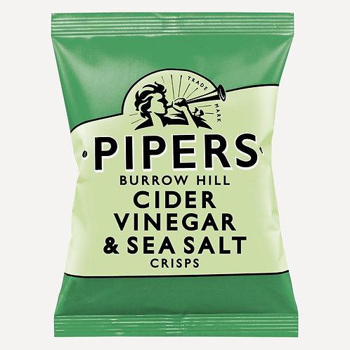 Pipers Cider salt & vinegar