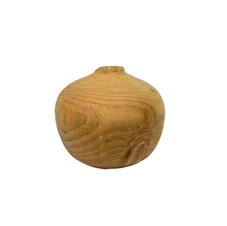 Hohlgefäß aus Holz