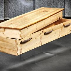Holzsarg