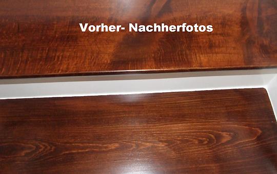 Restaurierung von Holztreppen, Treppensanierung, Solingen, Wuppertal