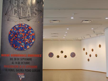 Convergencias en la Galería Pedro Gerson Septiembre 2018
