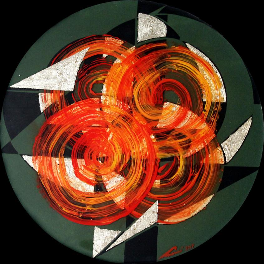 circulo cuatro circulos