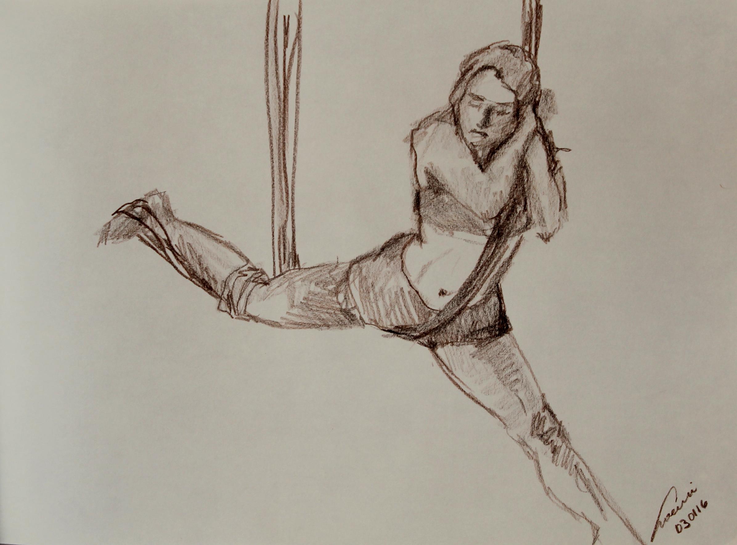danza aerea 50