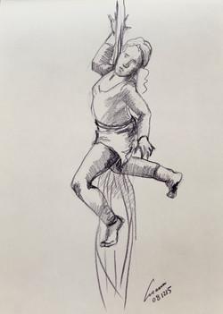 danza aerea 33