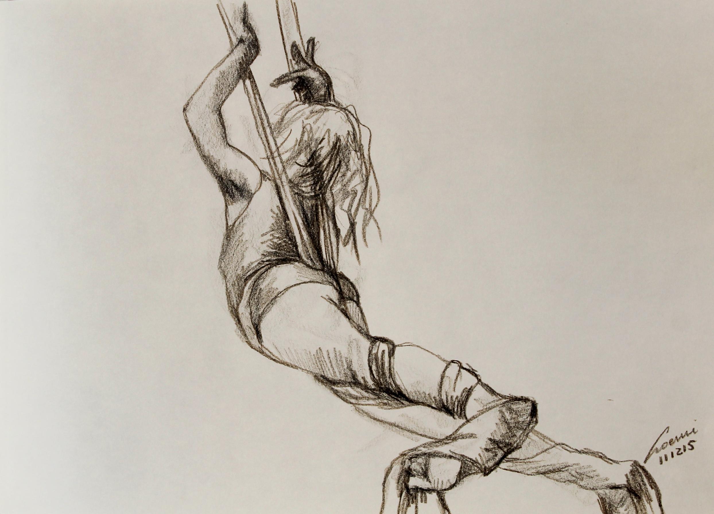 danza aerea 40
