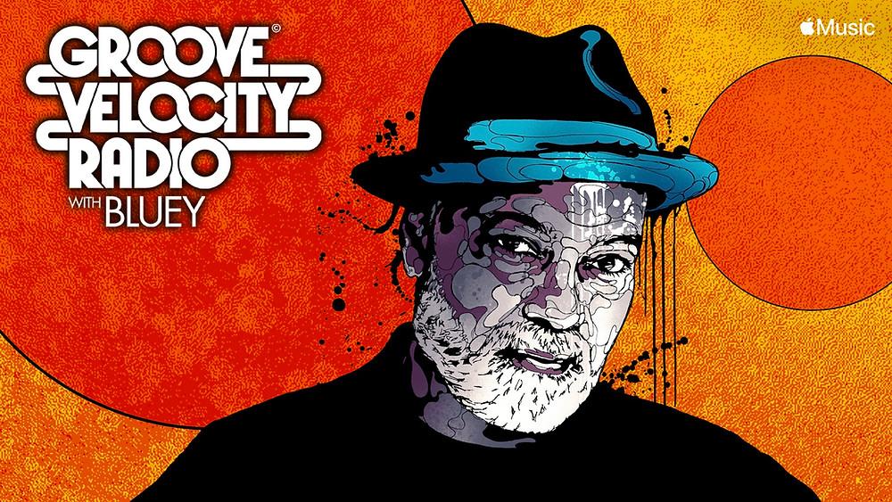 Groove Velocity Radio with Bluey