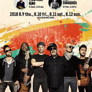 Blue Note Tokyo 2018