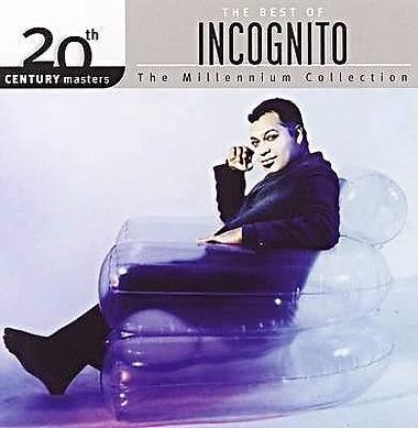 "Incognito - The Millennium Collection, Compilation Album  incognito.london, Jean-Paul ""Bluey"" Maunick"