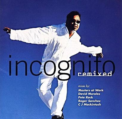 Incognito Remixed Japan