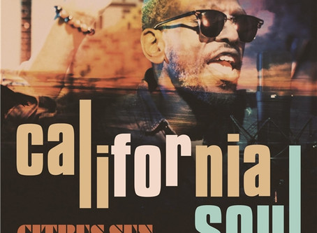 "OUT NOW: 2nd Single ""California Soul"""