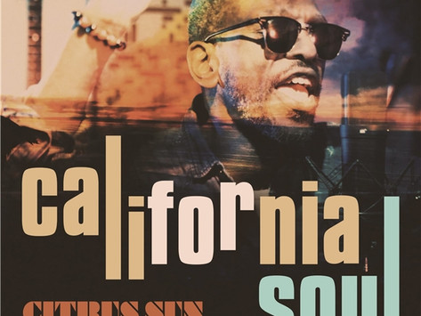 """OUT NOW: 2nd Single """"California Soul"""""""