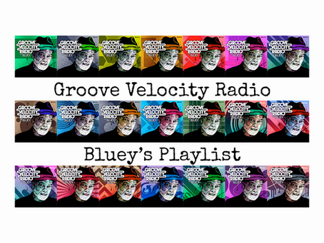 Groove Velocity Radio Playlist