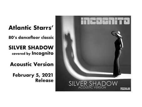 OUT NOW: Silver Shadow - Acoustic Version