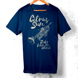 Citrus Sun T-shirts Navy