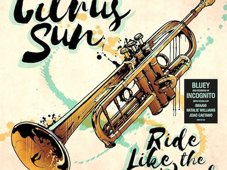 Ride like The Wind - Citrus Sun
