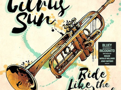 Ride like The Wind - Citrus Sun