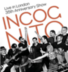 Incognito - Live in London, The 35th Anniversary Concert DVD