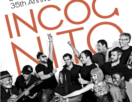 Incognito 35th Anniversary Concert