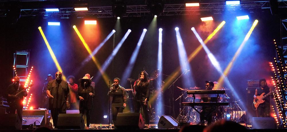 Incognito at Rye International Blues & Jazz Festival