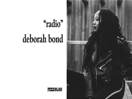 Debórah Bond ''radio'' is out now!