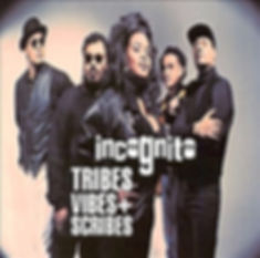 """Incognito - Tribes, Vibes And Scribes, Album, incognito.london, Jean-Paul """"Bluey"""" Maunick"""
